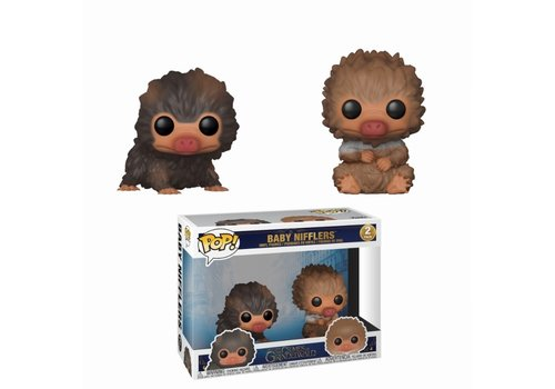 Fantastic Beasts 2 POP! - Baby Nifflers 2-Pack