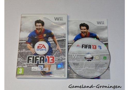 FIFA 13 (Complete, FAH)