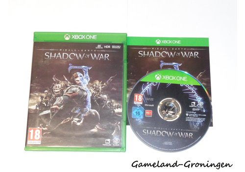 Middle-Earth Shadow of War (Compleet)