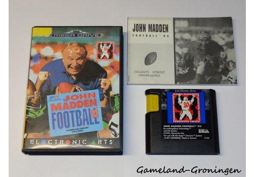John Madden Football 93 (Compleet)