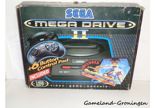 Sega Mega Drive II Street Fighter II Special Champion Edition Pack (Boxed)