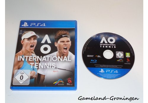 AO International Tennis (Compleet)