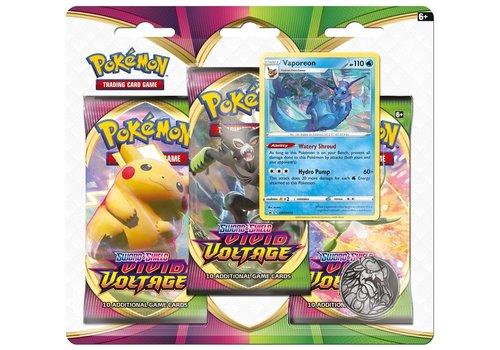 Pokémon TCG - Sword & Shield Vivid Voltage Booster Blister