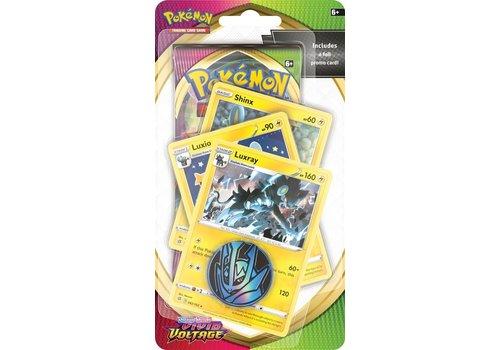 Pokémon TCG - Sword & Shield Vivid Voltage Premium Checklane