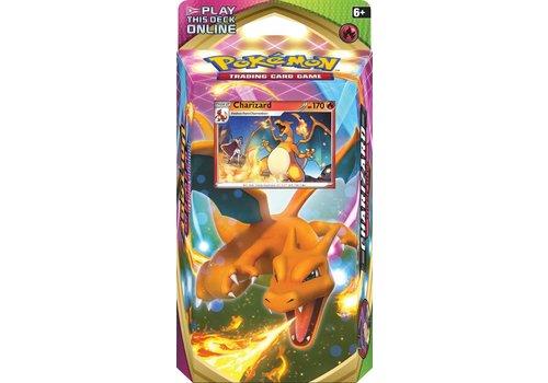 Pokémon TCG - Sword & Shield Vivid Voltage Theme Deck Charizard