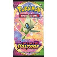 Pokémon TCG - Sword & Shield Vivid Voltage Booster Pack (New)