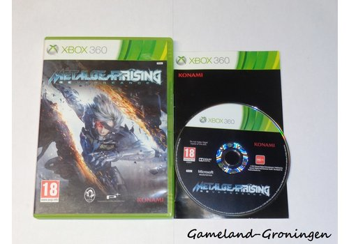 Metal Gear Rising Revengeance (Complete)