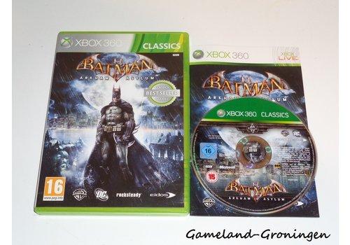 Batman Arkham Asylum (Complete, Classics)