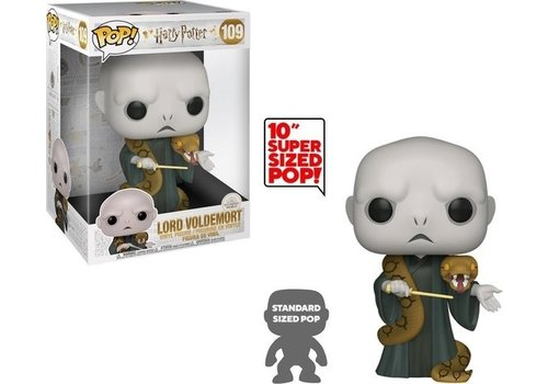 Harry Potter POP! - Voldemort with Nagini 10 Inch