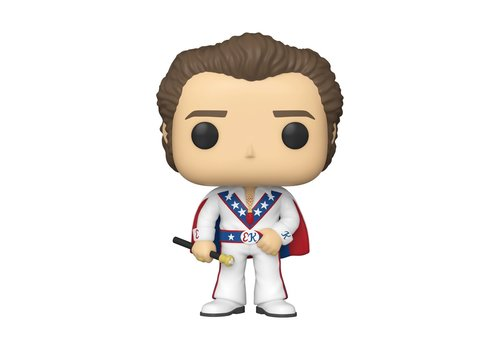 Icons POP! - Evel Knievel with Cape