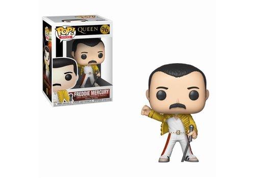 Queen POP! - Freddie Mercury Wembley 1986
