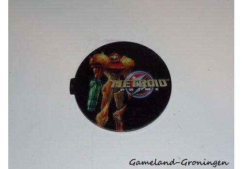 Metroid Prime GameCube Plate