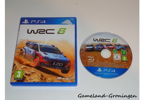 WRC 6 (Complete)