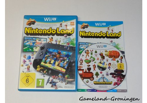 NintendoLand (Compleet, EAU)