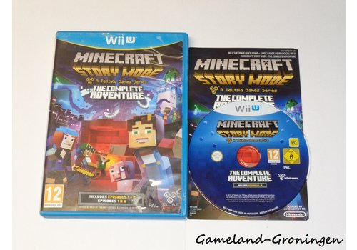 Minecraft Story Mode The Complete Adventure (Complete, EUR)
