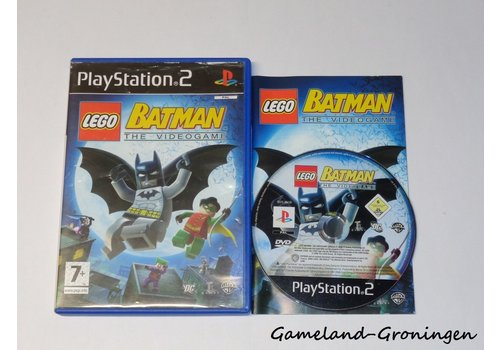 Lego Batman The Video Game (Complete)
