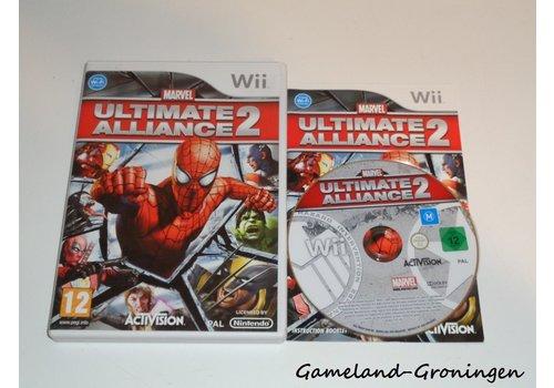 Marvel Ultimate Alliance 2 (Compleet, UKV)