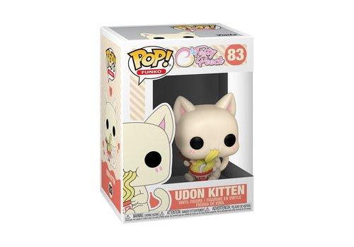 Tasty Peach POP! - Udon Kitten