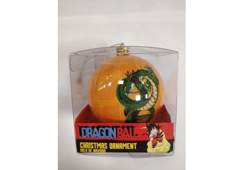 Dragon Ball - Shenron Orange Christmas Ball