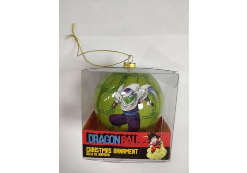 Dragon Ball - Piccolo Green Christmas Ball