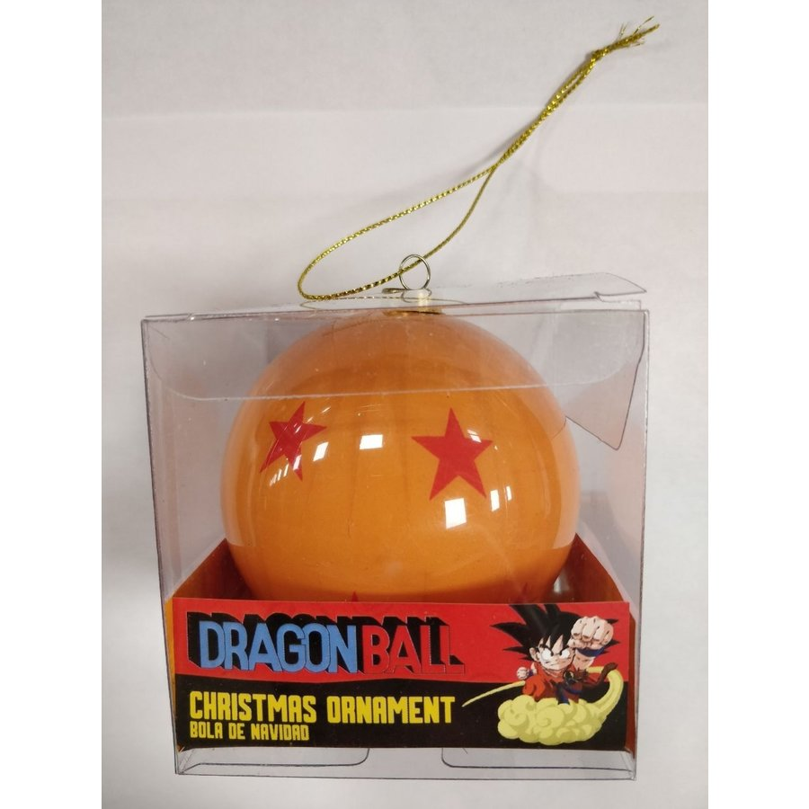 Dragon Ball - 4 Star Christmas Ball Christmas Ball (New)