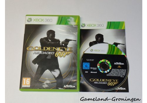 GoldenEye Reloaded 007 (Compleet)