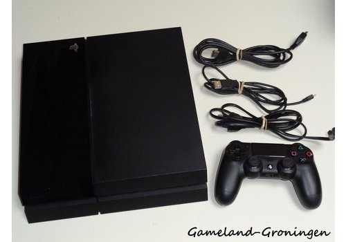 PlayStation 4 1TB with Controller & Wiring