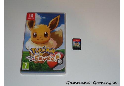 Pokemon Let's Go Eevee! (Compleet)
