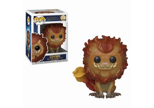 Fantastic Beasts 2 POP! - Zouwu
