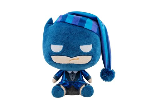 DC Holiday - Scrooge Batman Plush Toy 18 cm