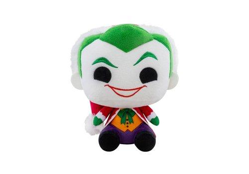 DC Holiday - Santa Joker Knuffel 18 cm