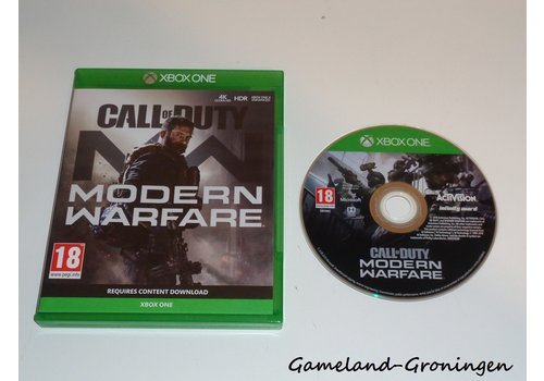 Call of Duty Modern Warfare (Compleet)