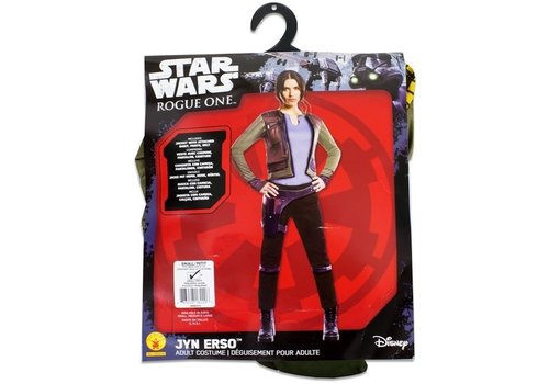 Star Wars Rogue One - Jyn Erso Adult Kostuum