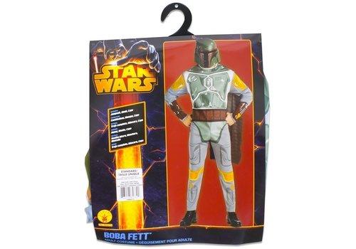 Star Wars - Boba Fett Adult Kostuum
