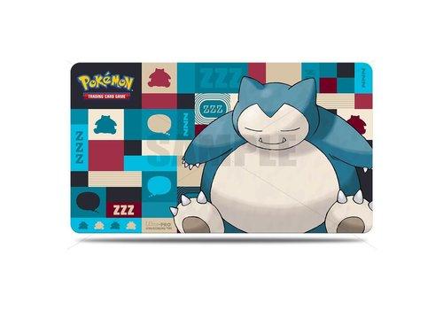 Pokémon TCG - Snorlax Playmat