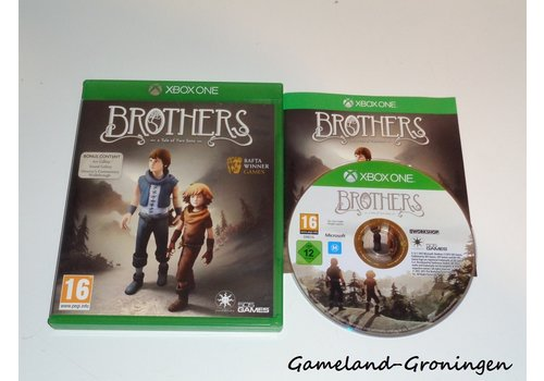 Brothers A Tale of Two Sons (Compleet)