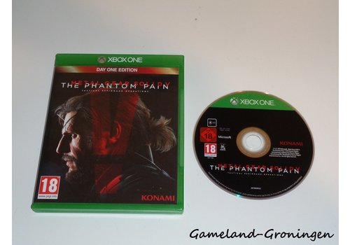 Metal Gear Solid V The Phantom Pain (Compleet)
