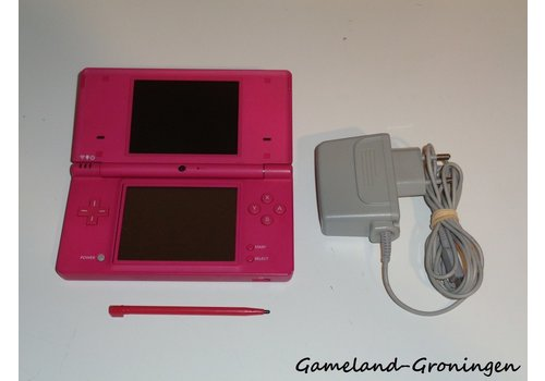 Nintendo DSi with Stylus & Charger (Pink)