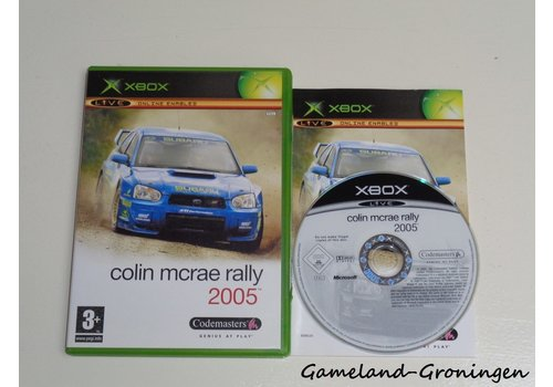 Colin McRae Rally 2005 (Complete)