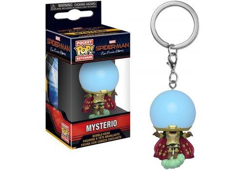 Spider-Man Far From Home Pocket POP Sleutelhanger - Mysterio