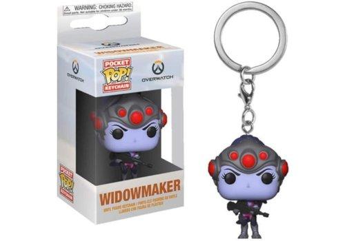 Overwatch Pocket POP Sleutelhanger - Widowmaker