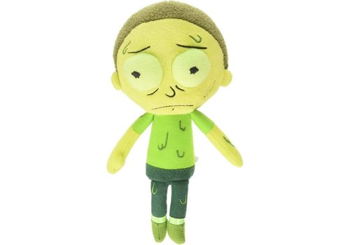 Rick and Morty - Toxic Morty Plush 20 cm