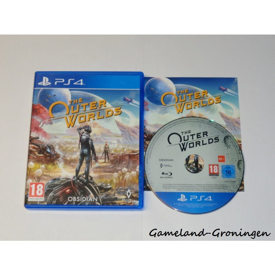 The Outer Worlds (Compleet)