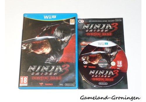 Ninja Gaiden 3 Razor's Edge (Complete, HOL)