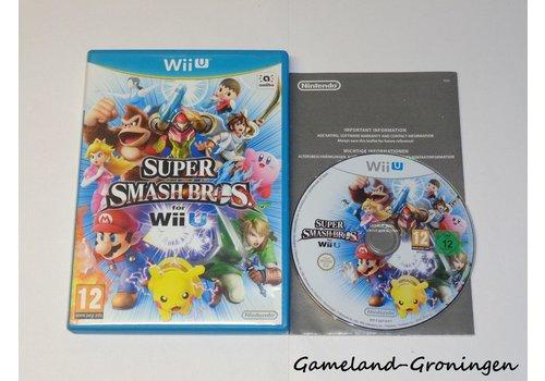 Super Smash Bros Wii U (Complete, HOL)
