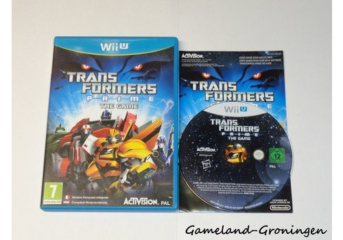 Transformers Prime The Game (Complete, FAH)