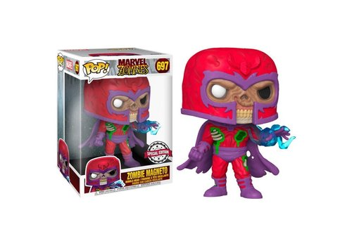 Marvel Zombies POP! - Magneto 10 Inch