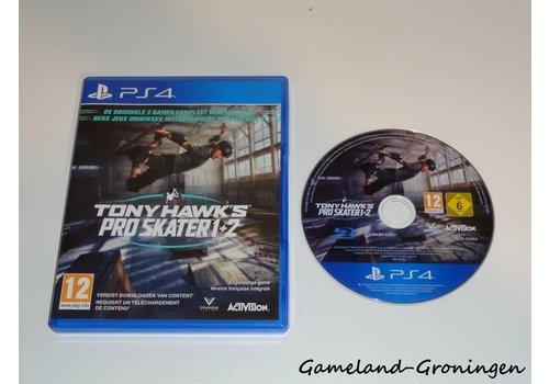 Tony Hawk's Pro Skater 1 + 2 (Complete)