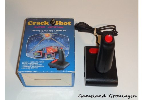 Crack Shot Super Joystick (Boxed)