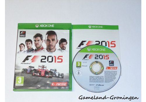 F1 2015 (Complete)
